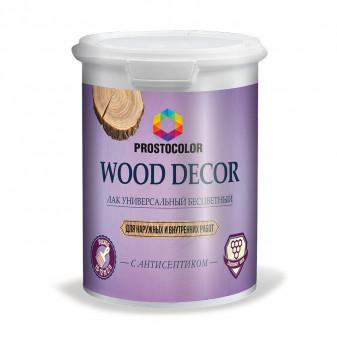 Лак универсальный WOOD DECOR