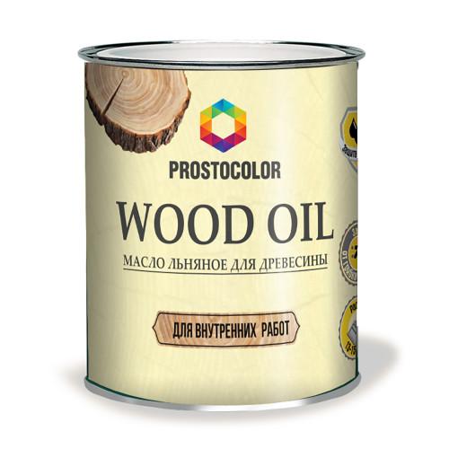 Масло льняное для древесины